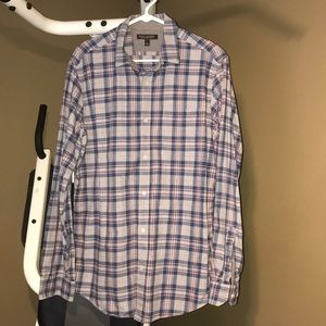 BR Tall Large Men's Flannel Button Down